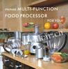 2015 Silver Multi-Function Food Processors