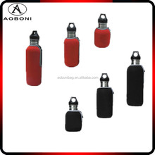 Solid Color Cooler Bags Insulate Neoprene Bottle Cooler Protection for Bottle