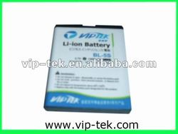 Cell phone charger battery for bl-5s 900mah