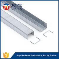 U TYPES medium wire staples industrial staples