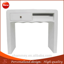 cheap price wood outdoor nail desk table,guangdong nail pedicure desk manufacturer