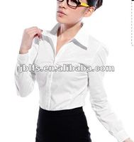 Chinese office uniform designs for ladies shirt