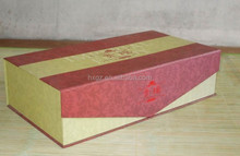 new products luxury foldable paper cardboard jade gift box packaging