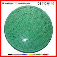 FRP Manhole cover manufacturer & SMC Composite Fiberglass Manhole & FRP Bs EN124 Fiberglass Reinforced Plastic Manhole Cover
