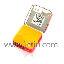 alibaba express square box with mints