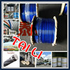 blue plastic pvc coated galvanized steel wire rope cable