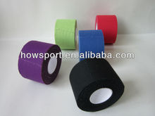 (T) colored sports hypoallergenic trainer's tape M Tape for athletic