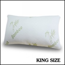 King size memory foam pillow