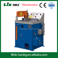 Manual up cut cold saw aluminum cutting machine tool for aluminum profile LGJ-455