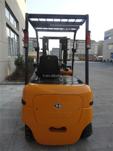 new model 1.5 ton forklift mini electric forklift with Curtis AC control for sale