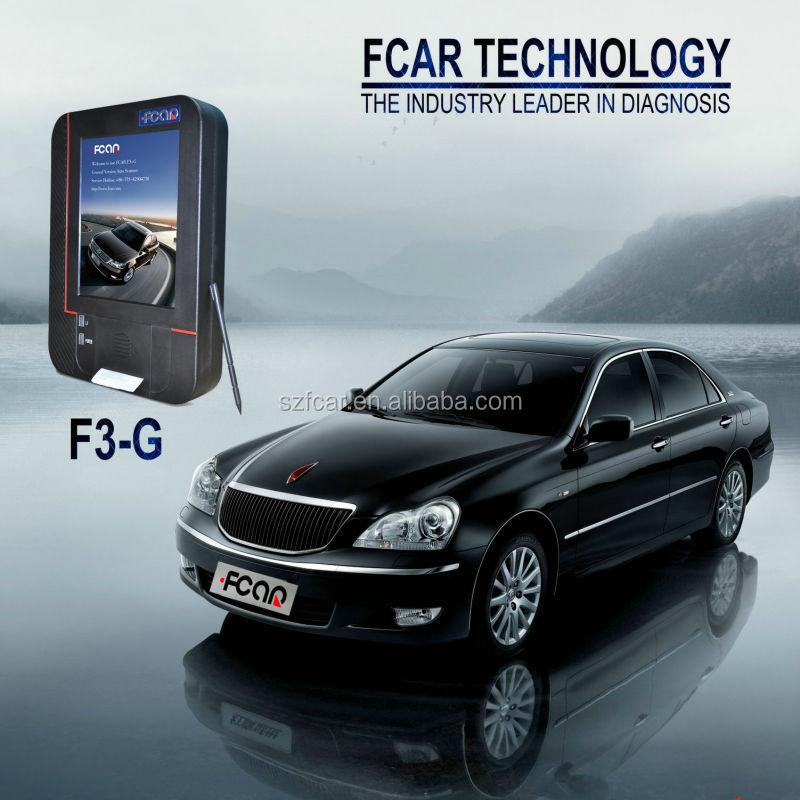 Fcar F3-g Original Auto Diagnostic Tool,Passenger And