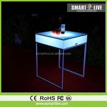 Home Automation led light bluetooth speaker