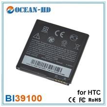 Ni-mh Replacement 3.7V 1600mAh Lipo Battery BI39100 for HTC X310E X315