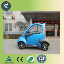 New design 2 seat electric utility vehicle with CE / Electric small car in europe