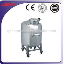 Manufacturer of Stainless Steel Moveable Sealed Perfume Storage Tank