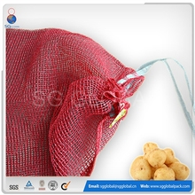 Mesh net vegetable bag for patato