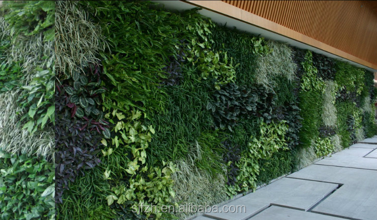 Charmant Outdoor And Indoor Decorative Artificial Green Wall Fake Plant Wall (42)