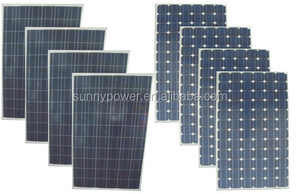 Solar panel with VDE,IEC,CSA,UL,CEC,MCS,CE,ISO,ROHS certification