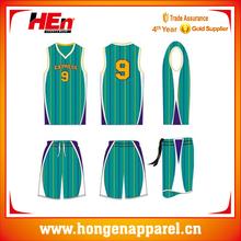 Hongen newest basketball jersey logo design