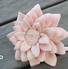 Pink Ceramic Lotus Home Fragrance Diffuser Accessory TS-CD54