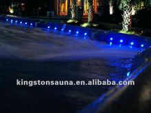 Outdoor resort fiber glass swimming pool JCS-SS1 with balboa system