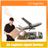 Courier Service from China by Logistics Agent