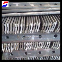 super quality railway road Fish plate for sale