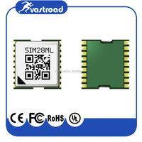 Low price alibaba wholesale Smallest gps gsm 3G module SIM28ML High performance tracking and receiver