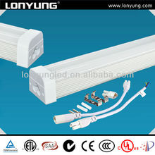 2013 hot sales high performance with CE ETL SAA approval re active t5 super led integrated double tube factory price