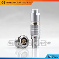 7 pin connectors, flexible exhaust connector
