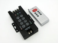 DC12V-24V 30A wireless LED controller with 8 key RF remote control for led rgb light strip