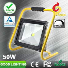 building construction tools and equipment 50w construction site led flood light for road traffic emergency
