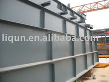 2015 high rise steel structure building h shapped steel structure