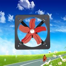wall mounted industrial ventilation fan/Square industrial exhaust fan