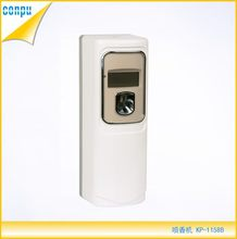Top grade OEM toilet spray lcd auto aerosol dispenser