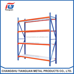 Light duty industrial warehouse storage rack chinese manufacturer