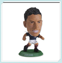 full power soccer player figurine