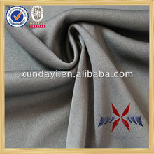 TOPquality polyester yarn dyed elastic knit 100D interlock fabric