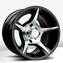 Wholesale trailer wheel rims supplied by reliable chinese supplier ATPARTS with factory supported