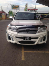 LAND CRUISER BODY KIT
