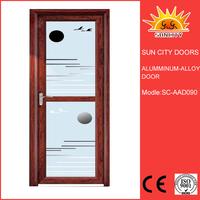 Cheaper price aluminum trailer doors SC-AAD090