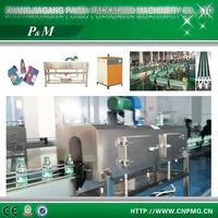 Steam heat bottle label shrink oven/steam tunnel /heat shirnk packaging