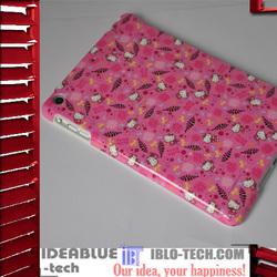 logo or picture custom case for ipad mini,oem Custom for iPad mini case 2