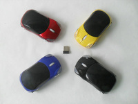 2014 Hot Style 2.4G wireless Mouse computer mouse with lower price ,car shape mouse