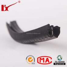professional recycled solid/foam rubber seal gasket