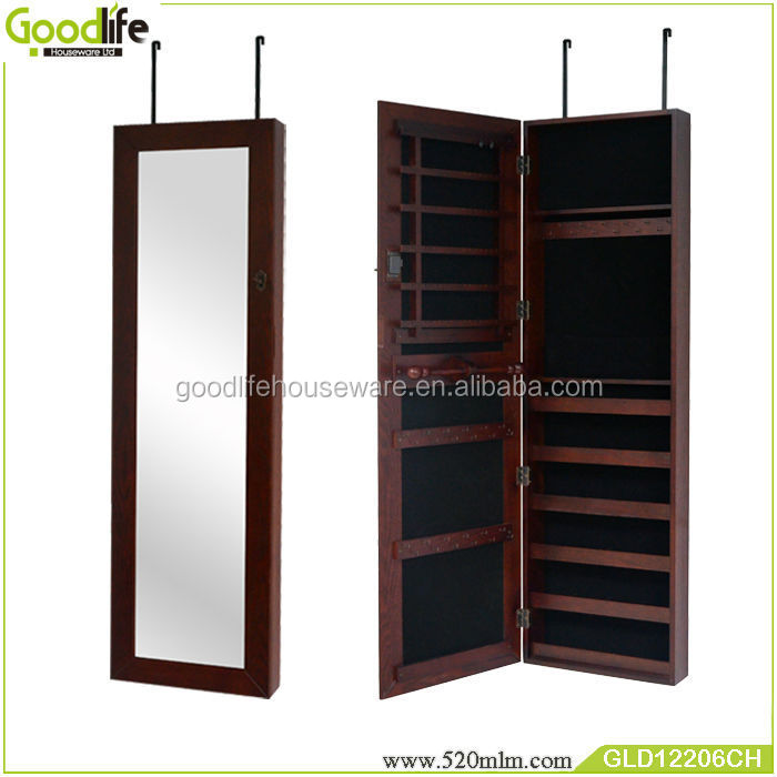 Ikea Toddler Bed Mattress Pad ~   Ikea Standing Jewelry Armoire Mirrors,Wood Cosmetic Cabinet,Wooden