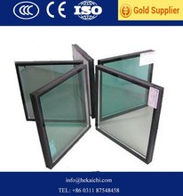 insulated glass with 3C CE ISO