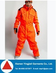 2015Nylon face Adult Snow Suits Battery Operated Electric Thermal Winter Ski Suit in north american