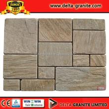 Artist sandstone of tiles in China