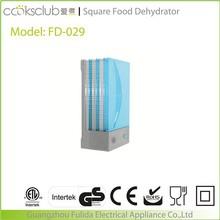 Home-using 600w High Power Fruit Food Dehydrator